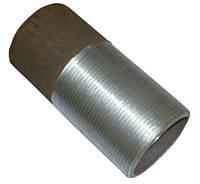 Напівзгін сталевий 25 , фото 1
