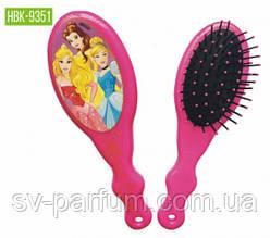 HBK-9351 Детская щетка для волос Beauty LUXURY