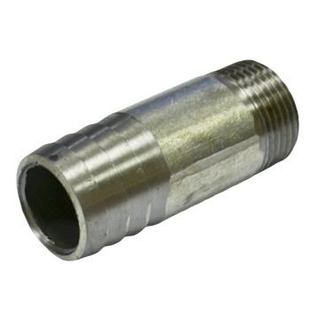 Штуцер сталевий 20