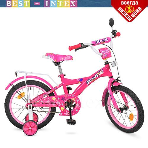 Велосипед для девочек 16 дюймов Profi T1662 Original girl
