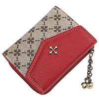 Жіночий гаманець BAELLERRY N5533 Fashion Style Mini клатч Червоний (SUN5497), фото 1