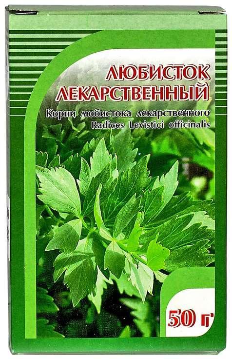 Любисток (корень) Хорст 50 г (4680002555072)