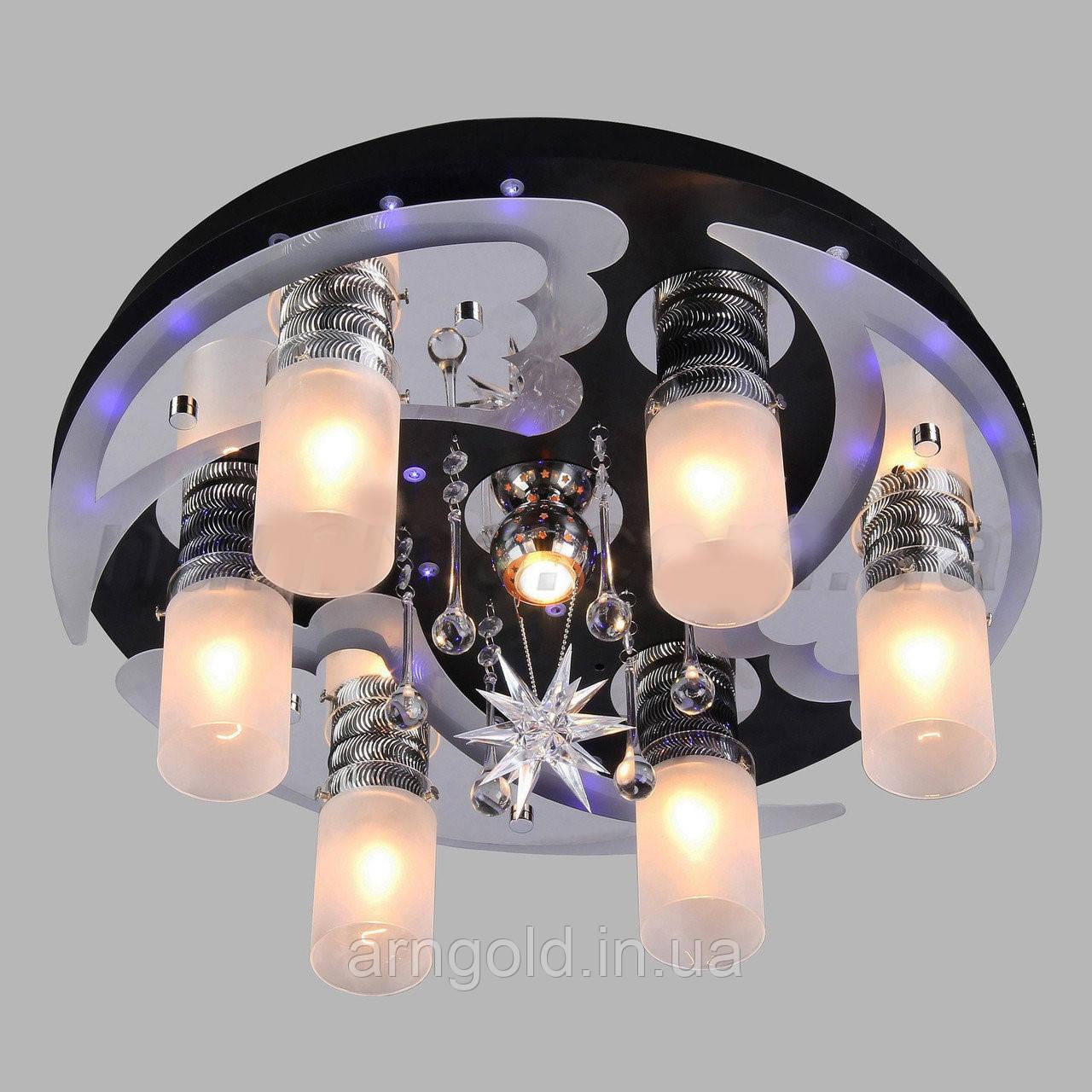 Люстра потолочная LED Космос 3-Y0932