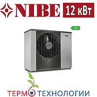 Тепловой насос воздух-вода Nibe F2120- 12 кВт, 230 B