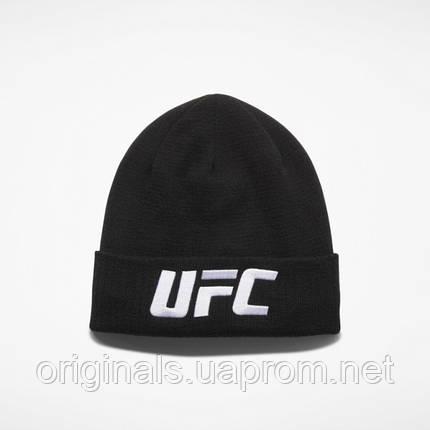 Спортивная шапка Reebok UFC Logo EI0814, фото 2