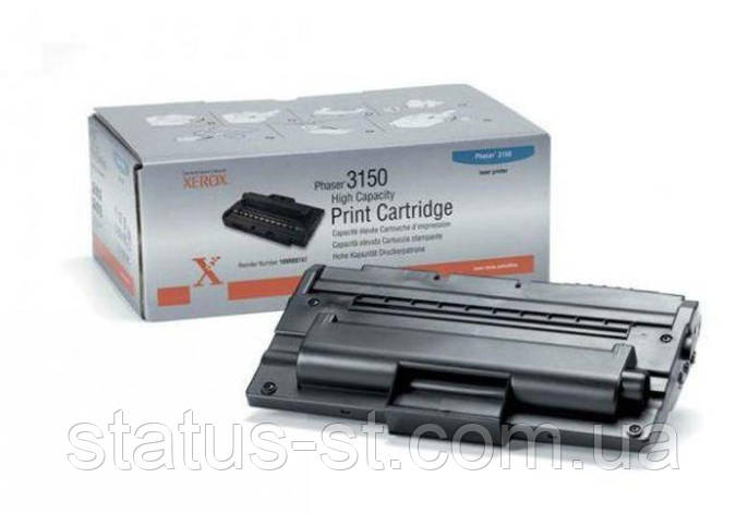 Заправка картриджа Xerox 109R00747 для принтера Phaser 3150, фото 2