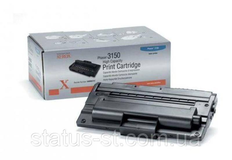 Заправка картриджа Xerox 109R00747 для принтера Phaser 3150