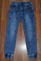 ДЖИНСОВЫЕ брюки ДЖОГГЕРЫ для мальчиков ,.Размеры 134-146 см.Фирма GRACE.Венгрия