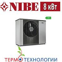 Грунтовой тепловой насос Nibe F2120 8 кВт