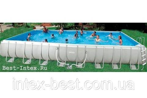 Каркасный бассейн Intex 54490 (975х488х132 см.)