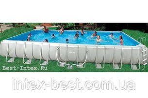 Каркасный бассейн Intex 54490 (975х488х132 см.), фото 2