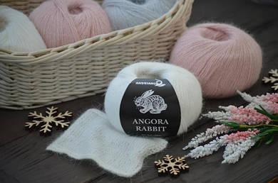 Andriano «Angora Rabbit / Ангора раббит», Италия (пух ангорского кролика с нейлоном)