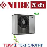 Тепловой насос воздух-вода Nibe F2120 20 кВт, фото 1