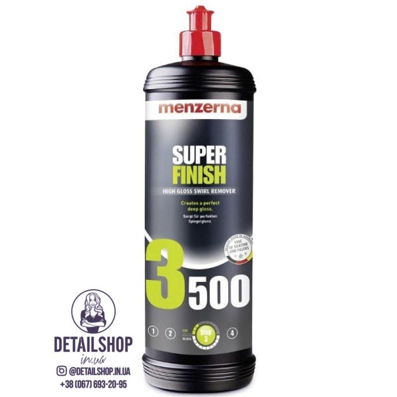 Menzerna Super Finish 3500 Полірувальна паста - 1 л