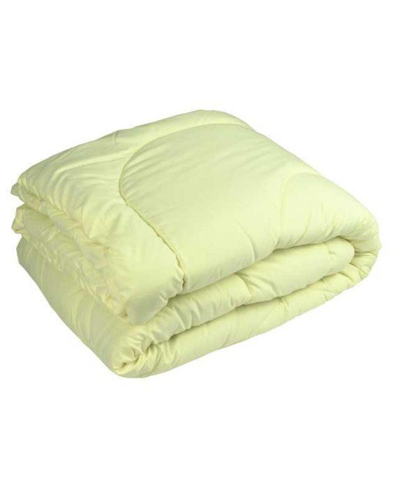 Одеяло силиконовое Руно молочное демисезонное 140х205 полуторное
