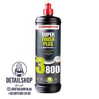 Menzerna Super Finish Plus 3800 - антиголограммная полировальная паста 1 л,