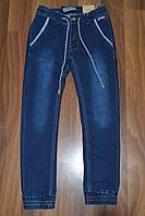 ДЖИНСОВЫЕ брюки ДЖОГГЕРЫ для мальчиков ,.Размеры 134-164 см.Фирма GRACE.Венгрия, фото 1