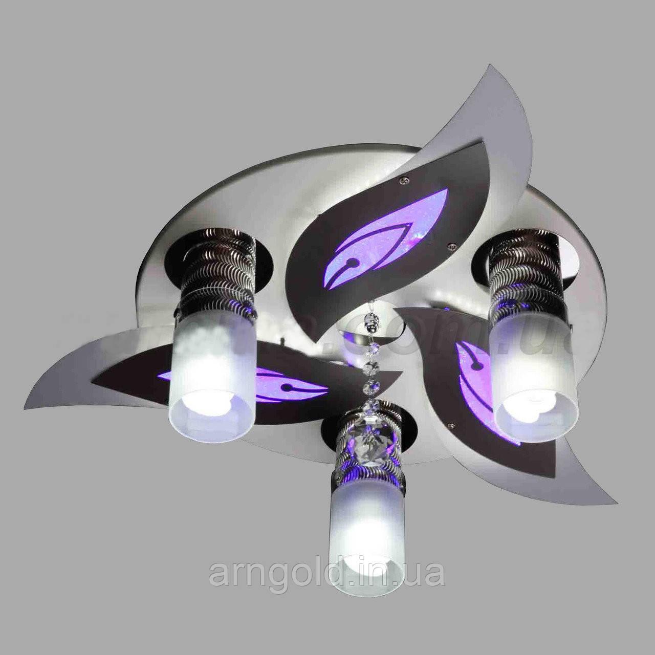 Люстра потолочная Космос LED 10-8572/3