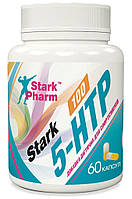 Скажи депрессии НЕТ!!! Stark Pharm - 5-HTP 100 мг (60 капсул) бустер серотонина, 5-гидрокситриптофан, окситрип