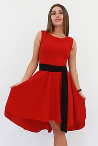 S, M, L | Вечірнє жіноче плаття Stefany, червоний