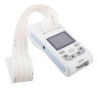 Портативный 3-х канальный кардиограф 100G, фото 1