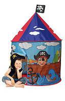 Детская игровая палатка-домик Пираты - отличный подарок для мальчика старше 2 лет