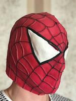 """Маска латексна """"Людина Павук"""" на Хелловін, Маска резиновая """"Человек Паук"""" на хэллоуин, фото 2"""