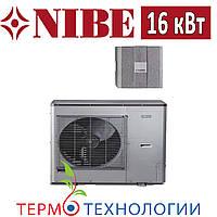 Тепловой насос воздух-вода Nibe SPLIT AMS 10-16, 16 кВт