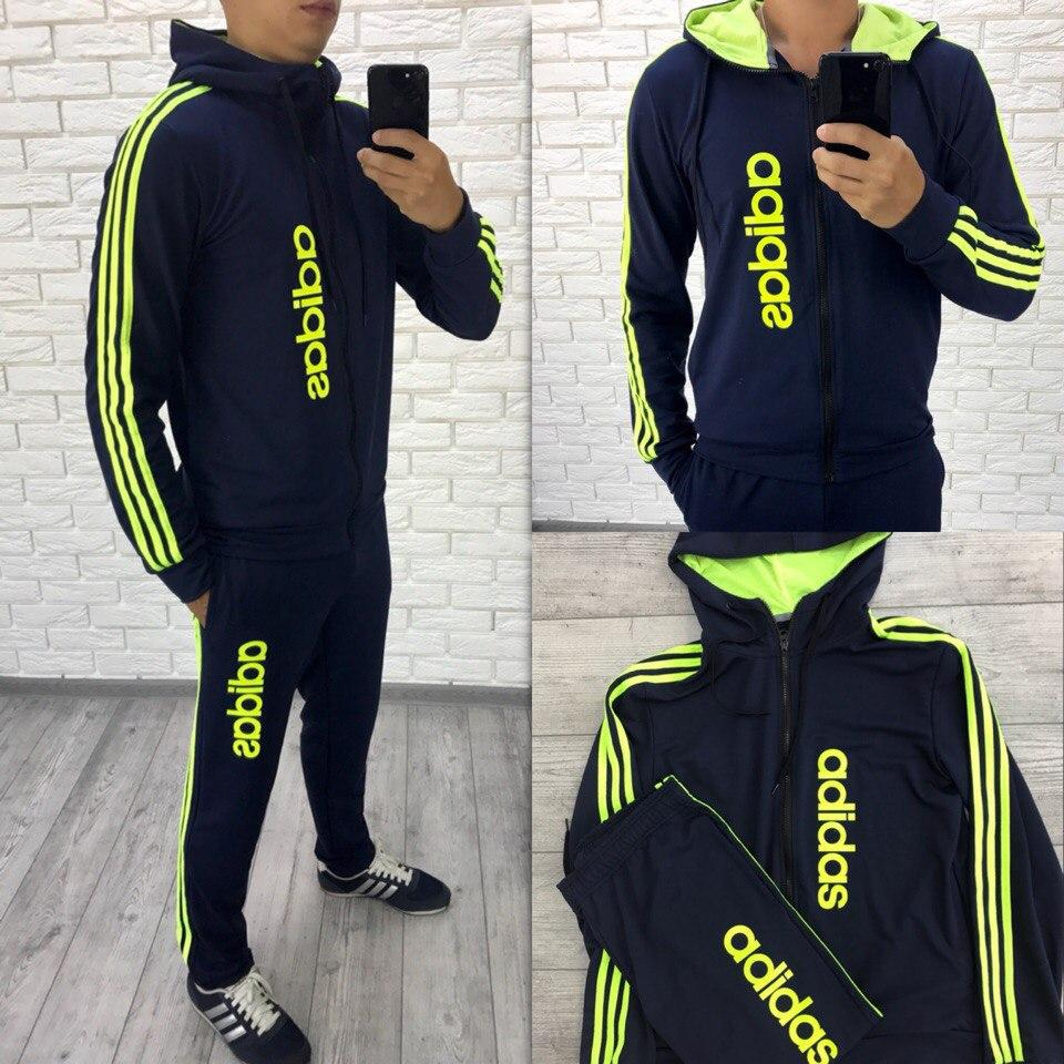 Мужской спортивный костюм мод.1106