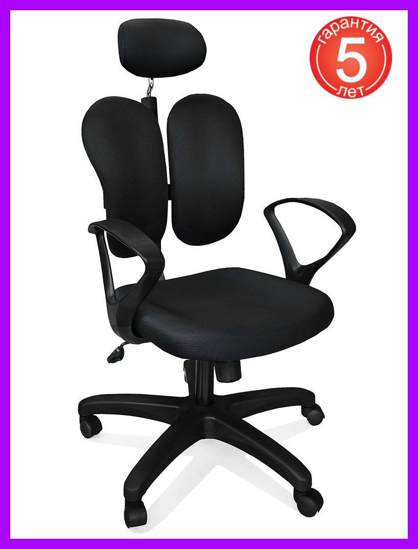Компьютерное кресло Mealux Deluxe-Duo Plus Y-558 KBG
