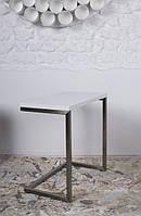 Стол приставной-консоль York (Йорк), белый (Бесплатная доставка), Nicolas