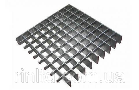 Решетчатый сварной настил - производство Запорожье, фото 1
