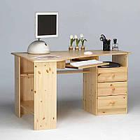 Стол письменный из массива дерева 028