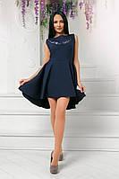 Женское нарядное платье кв7881 (44,46,48,50)