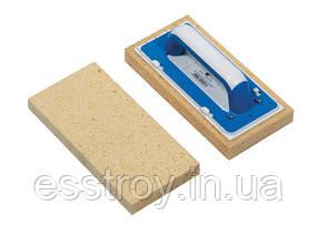 """Губка для уборки эпоксидной затирки 27х13х3 см без ручки (нарезанная """"рыбка""""), фото 2"""