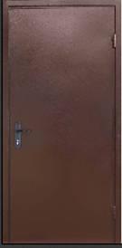 Двери входные технические модель Техно стандарт
