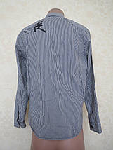 Фирменная стильная рубашка Jack & Jones (M), фото 2