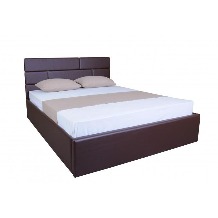 Кровать Джина  Двуспальная с механизмом подъема