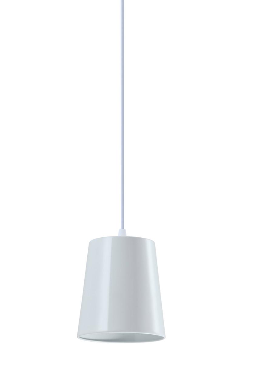 Світильник стельовий дізайнерський FABIO WHITE 60W E27 IP20 (20шт/ящ) TM LUMANO