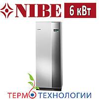 Тепловой насос грунт-вода Nibe F-1155 6 кВт