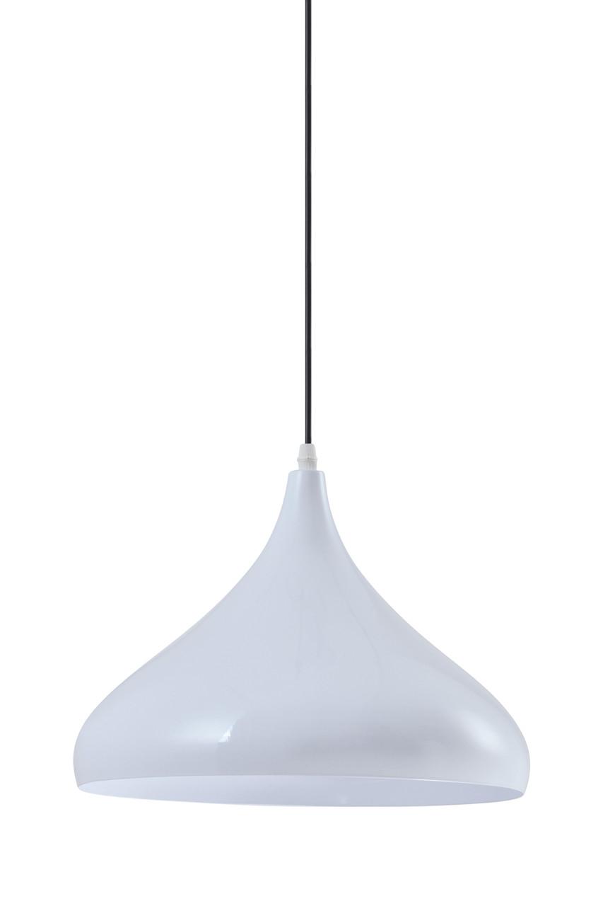 Світильник стельовий дізайнерський LUCE WHITE 60W E27 IP20 (4шт/ящ) TM LUMANO