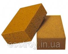 Губка паралоновая 17х11х6 (коричневая)