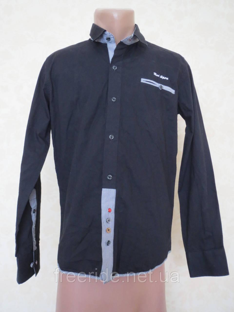 Классическая рубашка с длинным рукавом Noseda (L)
