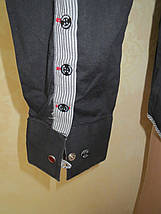 Классическая рубашка с длинным рукавом Noseda (L), фото 3