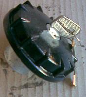 Крышка бензобака запирающаяся ВАЗ 2108-09