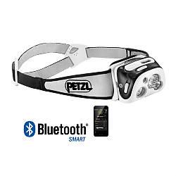 Налобный фонарик PETZL REACTIK Plus 300 Lumens Bluetooth Programmable USB Rechargeable