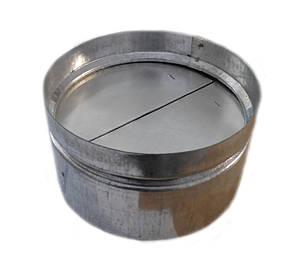 Зворотний клапан для витяжної вентиляції OK125, фото 2