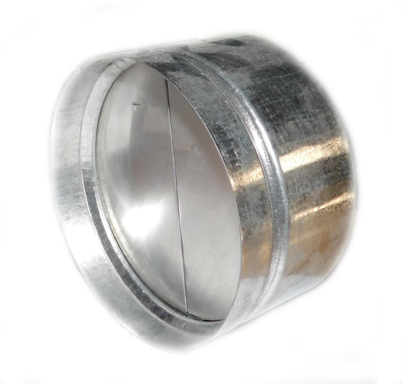 Обратный клапан для вытяжной вентиляции OK150