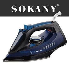 Электрический утюг 2400 Вт Sokany SK-6028,отличный подарок ,Оргинал