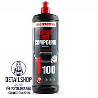 MENZERNA Heavy Cut Compound 1100 Wool Use Высокоабразивная полировальная паста 1л